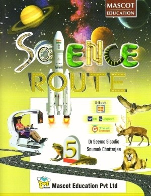 Mascot Science Route Book 5