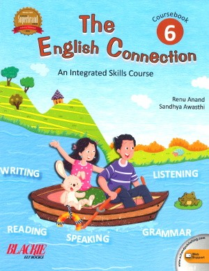 The English Connection Coursebook Class 6