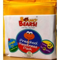Edutree Bouncy Bears Preschool Book Pack Level 2