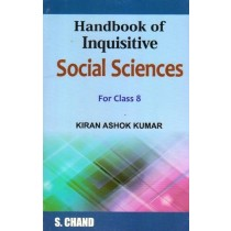 S chand Inquisitive Social Science Solution Book For Class 8