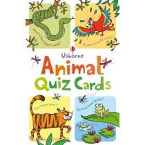 Usborne Animal Quiz Cards