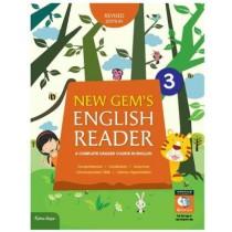 Ratna Sagar New Gem's English Reader Class 3