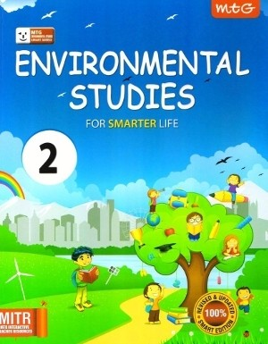 MTG Environmental Studies For Smarter Life Class 2