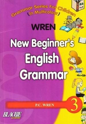 Wren New Beginner's English Grammar Class 3