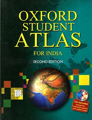 Oxford Student Atlas For India (Second Edition)