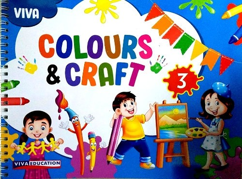 Viva Colours And Craft For Class 3