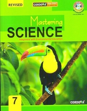 Cordova Mastering Science Class 7 (Revised Edition)