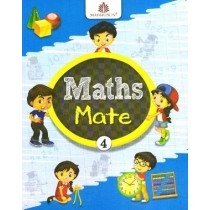Madhubun Maths Mate for class 4