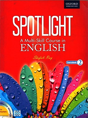 Oxford Spotlight English (Course Book) for Class 2
