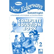 Prachi New Edgeways Complete Solution Book Class 2