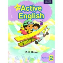 Oxford New Active English Workbook Class 2
