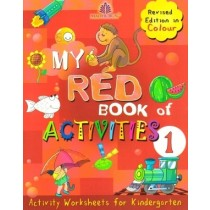 Madhubun My Red Book of Activities 1