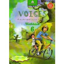 Madhubun Voices English Workbook 6