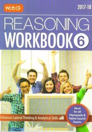 MTG Olympiad Reasoning Workbook Class 6