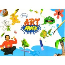 Disney Art Attack for Class 6