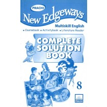 Prachi New Edgeways Complete Solution Book Class 8