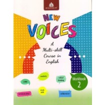 Madhubun New Voices English Workbook 2