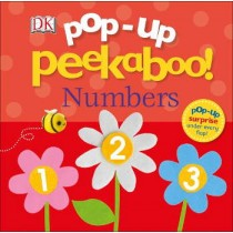 DK Pop-Up Peekaboo! Numbers