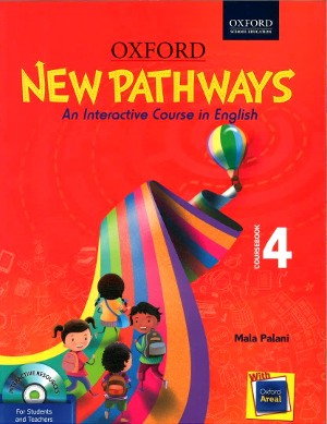 Oxford New Pathways English Course book for Class 4
