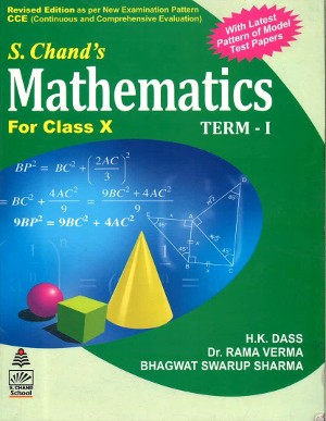 Mathematics For Class 10 Term-1