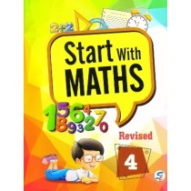 Sapphire Start With Maths For Class 4