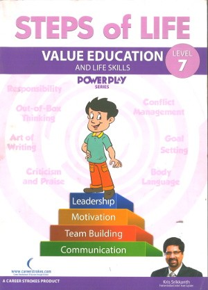 Britannica Steps of Life Value Education And Life Skills Class 7