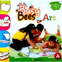 Acevision Busy Bees Art & Craft Book A