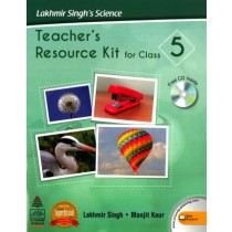 Lakhmir Singh's Science Teacher's Resources Kit For Class 5