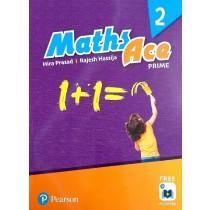 Pearson Maths Ace Prime Class 2