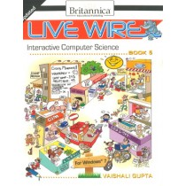 Britannica Live Wire Interactive Computer Science Class 5