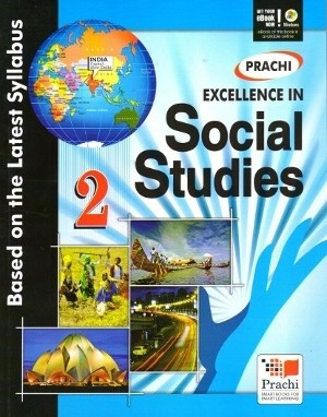Prachi Excellence In Social Studies For Class 2