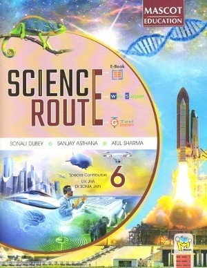 Mascot Science Route Book 6