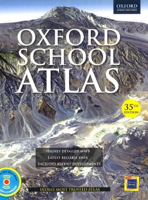 Oxford School Atlas 35th Edition