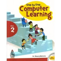 S chand Step By Step Computer Learning Class 2