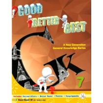 Good Better Best General Knowledge Class 7