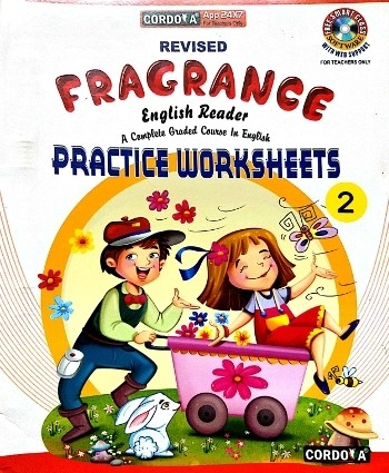 Cordova Revised Fragrance English Reader Practice Worksheets Class 2