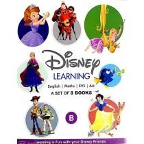 Disney Learning Books for LKG Class