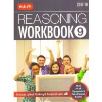 MTG Olympiad Reasoning Workbook Class 9