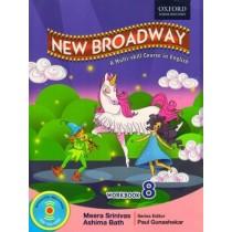 Oxford New Broadway English Workbook 8