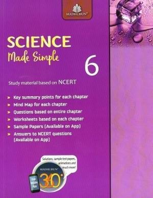 Madhubun Science Made Simple Class 6