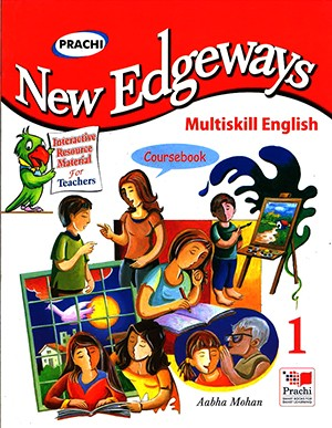 Prachi New Edgeways Multiskill English For Class 1
