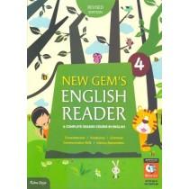 Ratna Sagar New Gem's English Reader Class 4