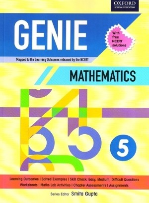 Oxford Genie Mathematics Workbook 5