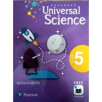 Pearson Expanded Universal Science Class 5