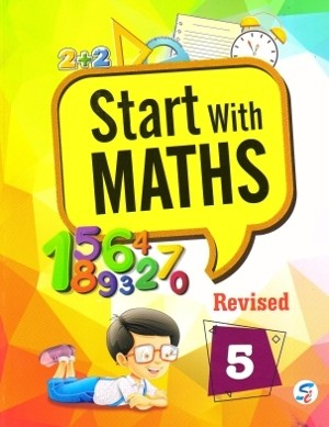 Sapphire Start With Maths For Class 5