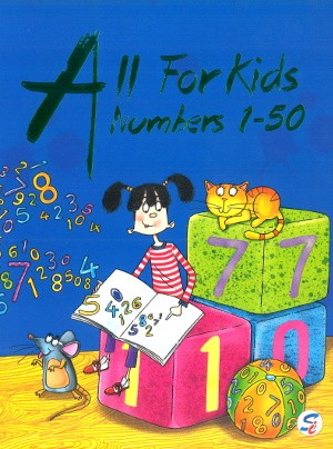 All For Kids Numbers 1 - 50