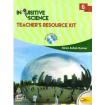 S chand Inquisitive Science Solution Book For Class 6