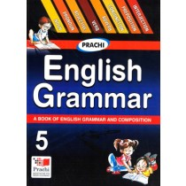 Prachi English Grammar For Class 5