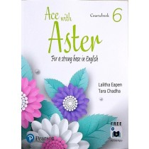 Pearson Ace with Aster English Coursebook Class 6