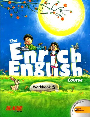 The Enrich English Workbook For Class 5